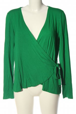 Street One Wraparound Shirt green casual look