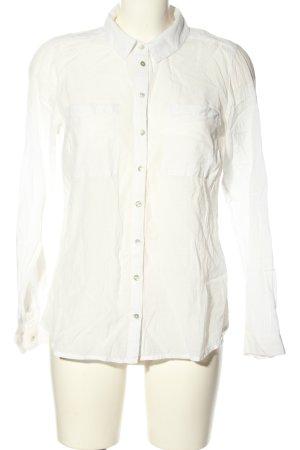 "Street One Long Sleeve Shirt ""W-12xkkw"" white"