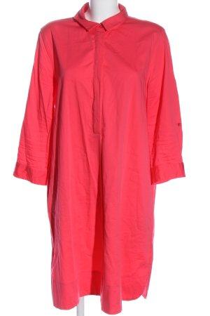 Street One Langarmkleid pink Casual-Look