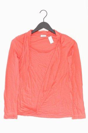 Street One Langarmshirt orange Größe 40