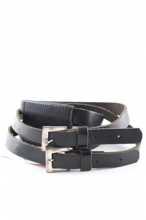Street One Leather Belt black casual look
