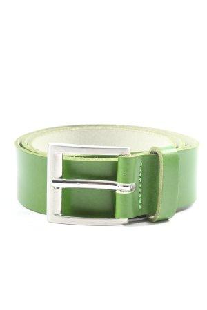 Street One Ledergürtel grün Casual-Look