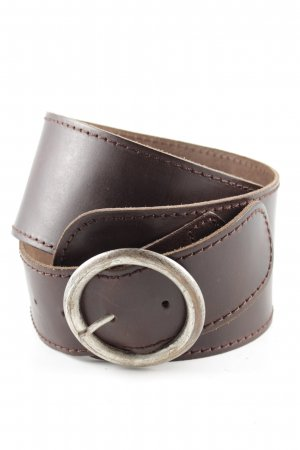 Street One Leather Belt brown casual look