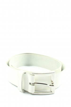 Street One Leather Belt white casual look