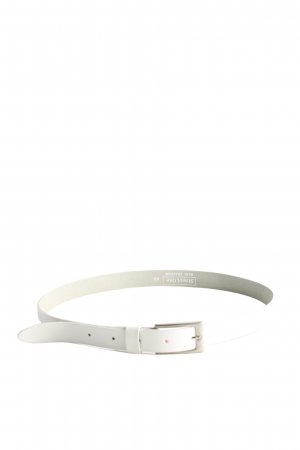 Street One Faux Leather Belt white business style