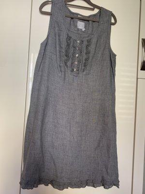 Street One Lienen Kleid mit Blazer