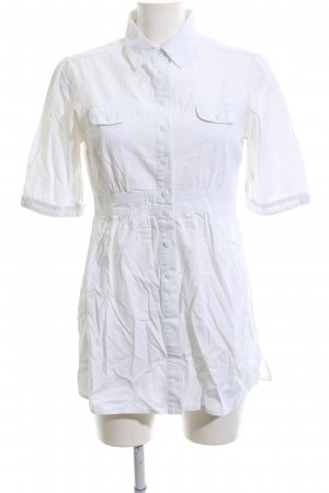 Street One Long Blouse white business style
