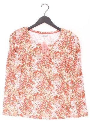 Street One Longsleeve-Shirt Größe 40 Langarm mehrfarbig aus Baumwolle
