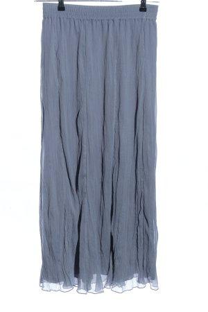 Street One Maxi rok blauw elegant