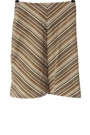 Street One Spódnica midi kremowy-w kolorze białej wełny Na całej powierzchni
