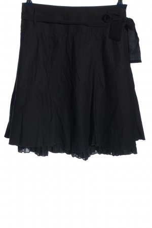 Street One Mini rok zwart casual uitstraling