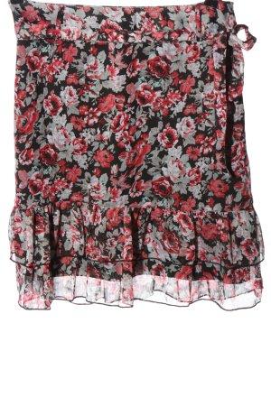 Street One Mini rok volledige print casual uitstraling