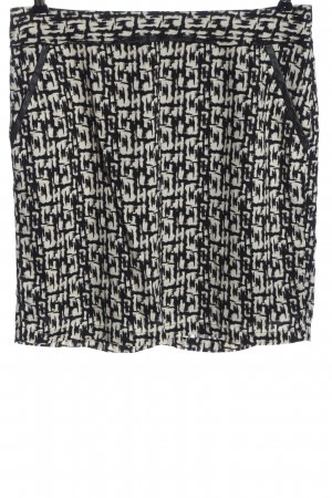 Street One Mini rok abstract patroon casual uitstraling