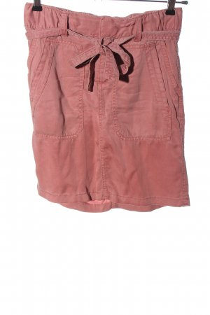 Street One Miniskirt pink casual look