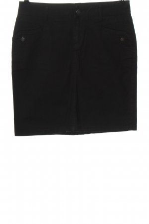 Street One Mini rok zwart zakelijke stijl