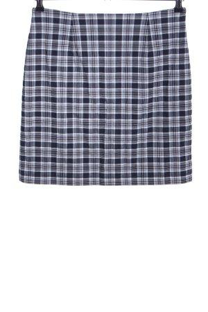 Street One Mini rok geruite print casual uitstraling