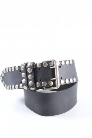 Street One Studded Belt black casual look