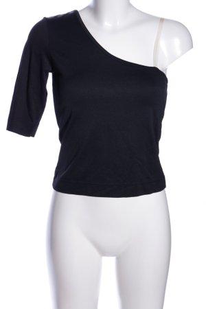 Street One Camicia monospalla nero elegante