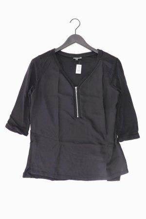 Street One Oversize-Bluse Größe 40 3/4 Ärmel schwarz