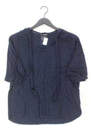 Street One Oversized Shirt blue-neon blue-dark blue-azure viscose