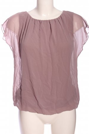 Street One Oversized Blouse lilac casual look