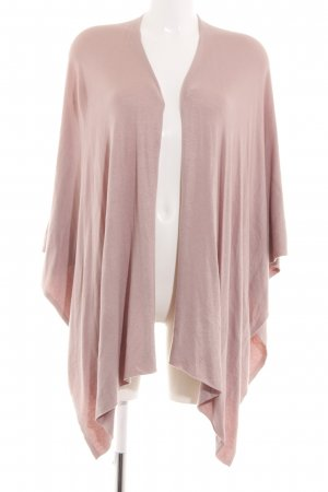 Street One Poncho roze casual uitstraling