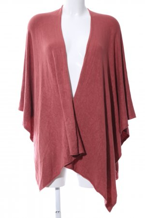 Street One Poncho rouge style décontracté