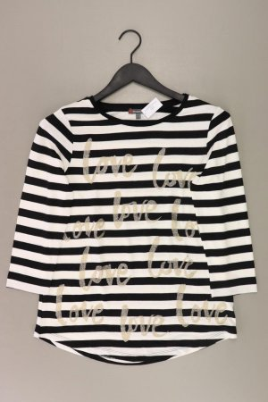 Street One Stripe Shirt natural white viscose