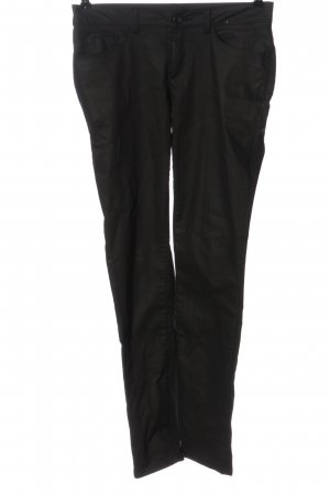 Street One Tube Jeans black casual look