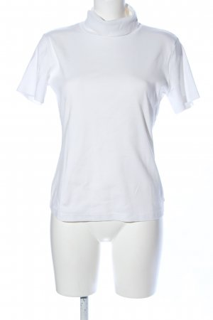 Street One Turtleneck Shirt white casual look