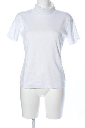 Street One Colshirt wit zakelijke stijl