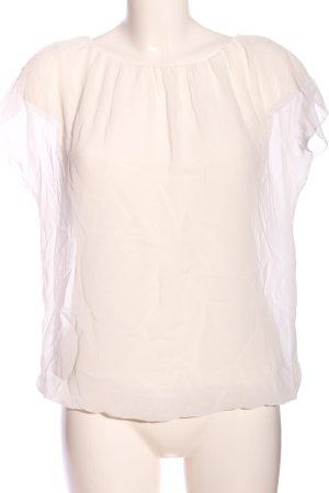 Street One Bluzka z falbankami biały W stylu casual