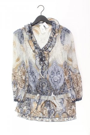 Street One Blouse à volants multicolore polyester