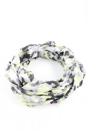 Street One Snood abstract pattern casual look