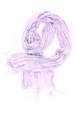Street One Scarf lilac-mauve-purple-dark violet