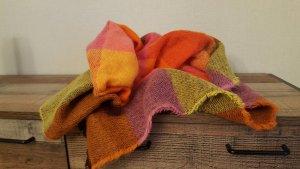 Street One Bufanda de flecos multicolor