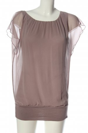 Street One Schlupf-Bluse pink Casual-Look