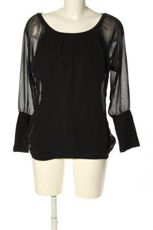 Street One Schlupf-Bluse schwarz Elegant