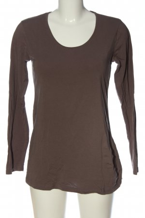 Street One Schlupf-Bluse lila Casual-Look