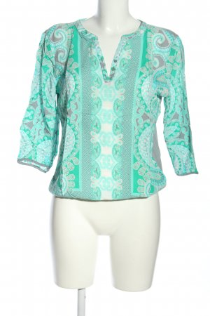 Street One Schlupf-Bluse Mustermix Casual-Look