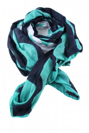 Street One Shoulder Scarf allover print casual look