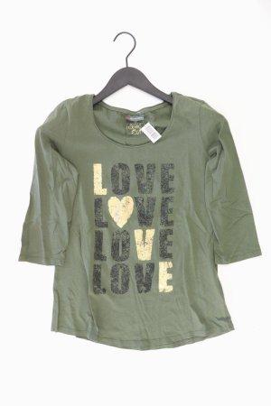 Street One Shirt olivgrün Größe 40