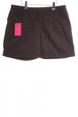 Street One Shorts braun Casual-Look