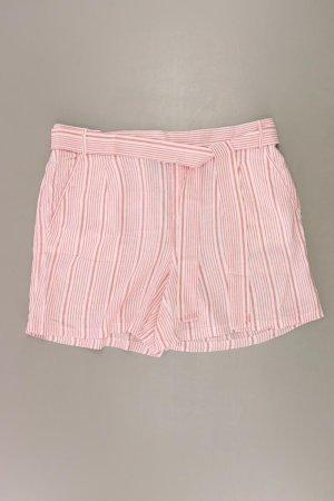 Street One Shorts orange gestreift Größe 40