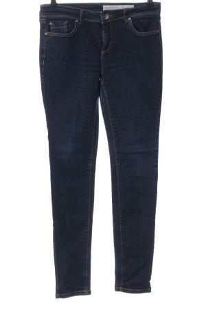 Street One Skinny Jeans blau Casual-Look