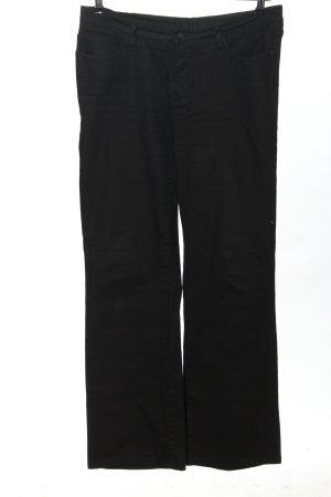 """Street One Jeansy z prostymi nogawkami """"W-selkmz"""" czarny"""