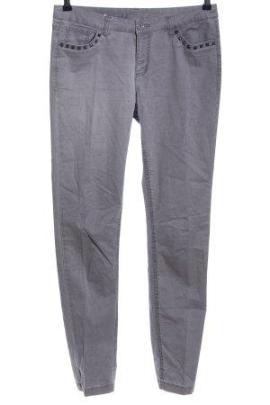 Street One Skinny Jeans hellgrau Casual-Look