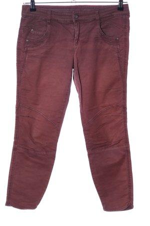 Street One Skinny Jeans braun Casual-Look
