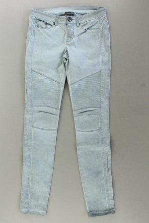 Street One Skinny Jeans Größe 34/L32 blau aus Baumwolle