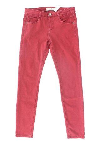 Street One Skinny Jeans Größe W29 rot